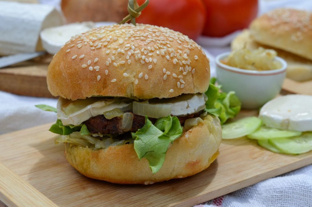 Restaurant burger montbrison